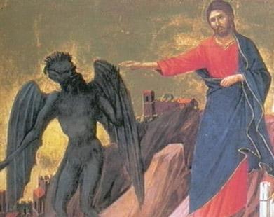 Jesus Christ & The Devil (Terry Jones)