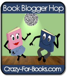 Crazy for Books Blogger Hop Button