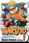 Naruto Volume 1 Cover