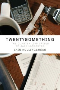 Twenty Something by Iain Hollingshead