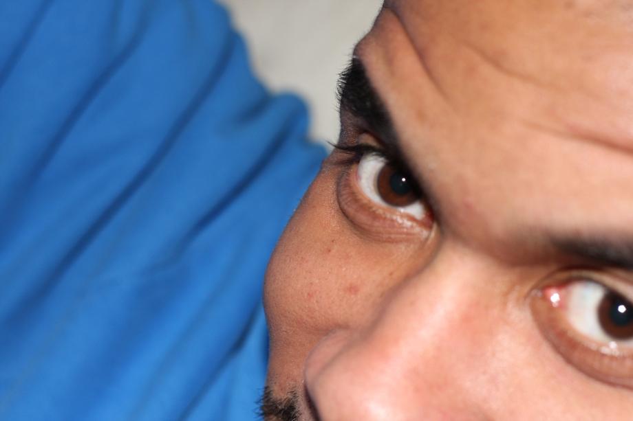 hubby eyes