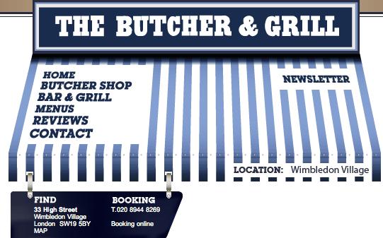 Butcher & Grill Wimbledon Village
