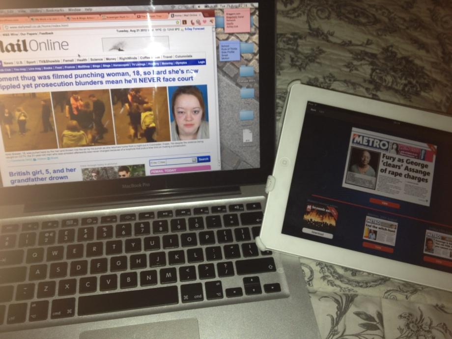 Newspapers Online