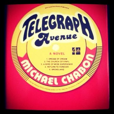 Telegraph Avenue by Michael Chabon