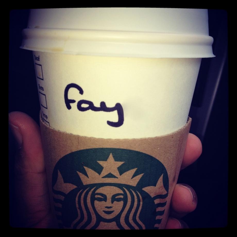 Coffee - Starbucks