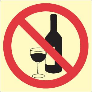 No More Alcohol