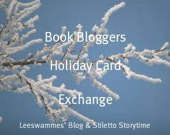 Book Blogger Holiday Card Exchange