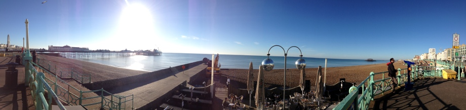 Brighton Panoramic Shot 2