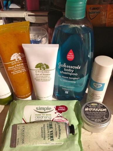 Pampering Essentials post night shift