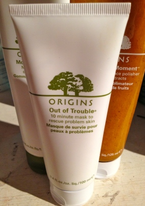 Origins Out of Trouble 10 Minute Mask