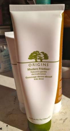 Origins Modern Friction Natural Dermabrasion Face Scrub
