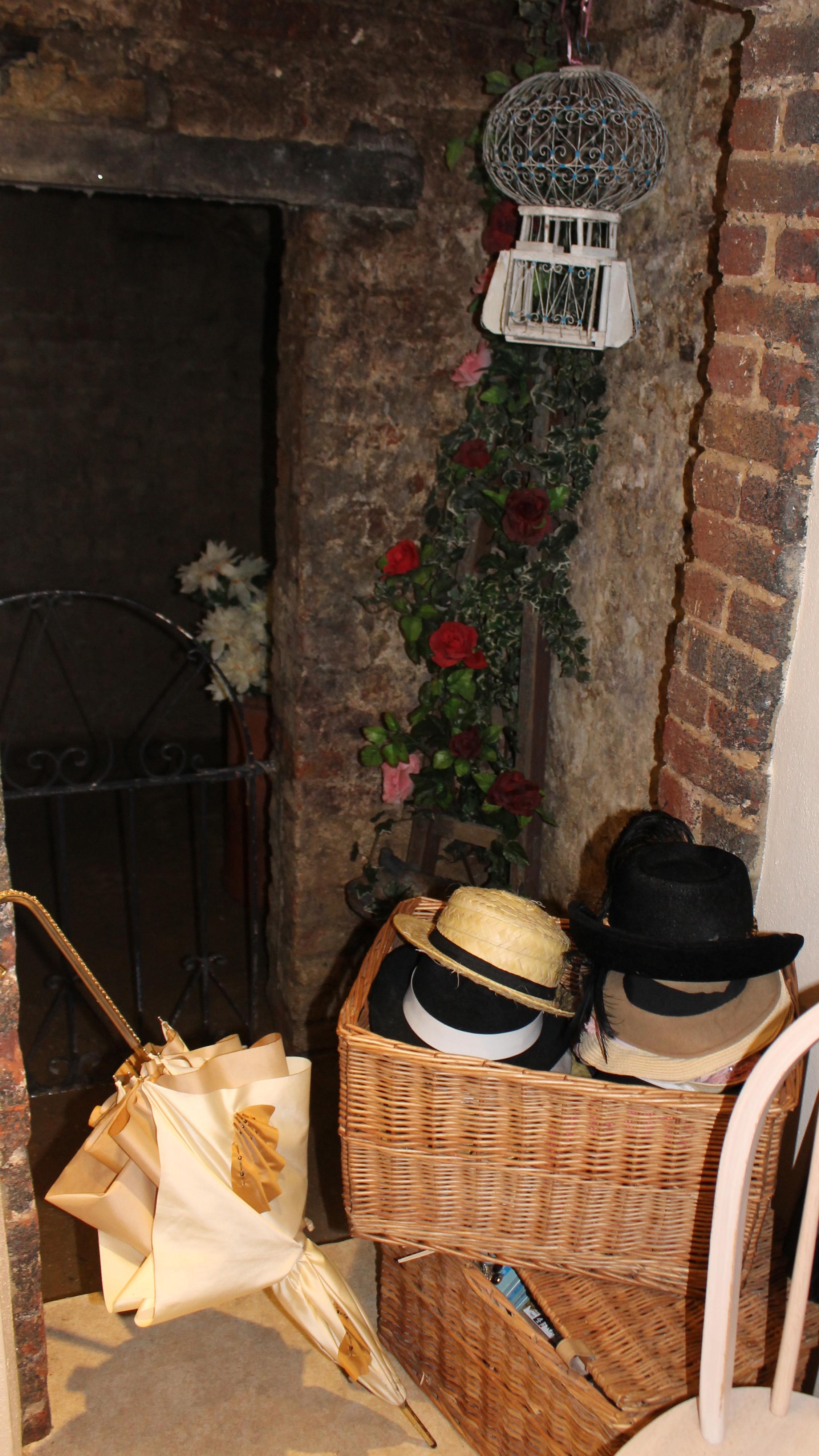 Hat Box @ Betty Blythe Kensington Style Me Vintage Book Launch