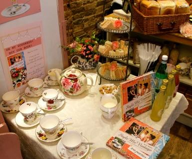 tea & cake betty blythe