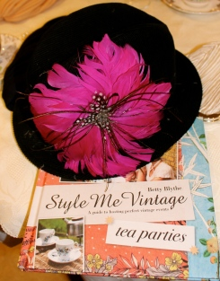 Style Me Vintage Tea Parties by Betty Blythe