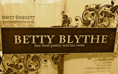 Betty Blythe Kensington