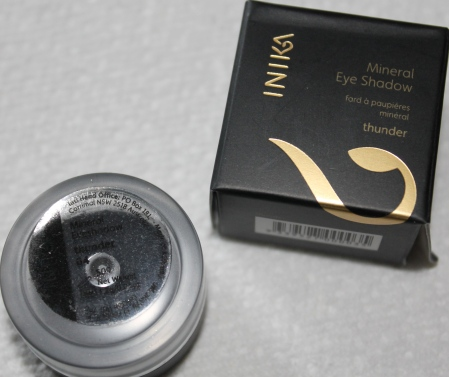 Inika Mineral Eye Shadow Thunder