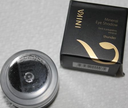 Inika Mineral Eye Shadow Thunder