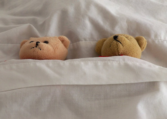 Tired Little Teddy Bears