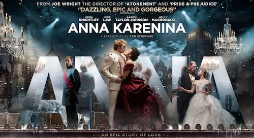 Anna Karenina Movie Release