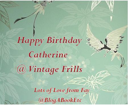Happy Birthday Catherine :D