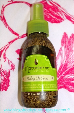 Macadamia Hair Oil Spray