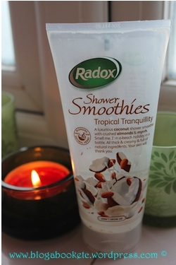 Radox Shower Smoothies Coconut