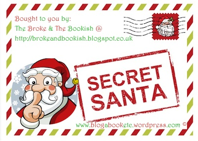 Secret Santa Broke & Bookish