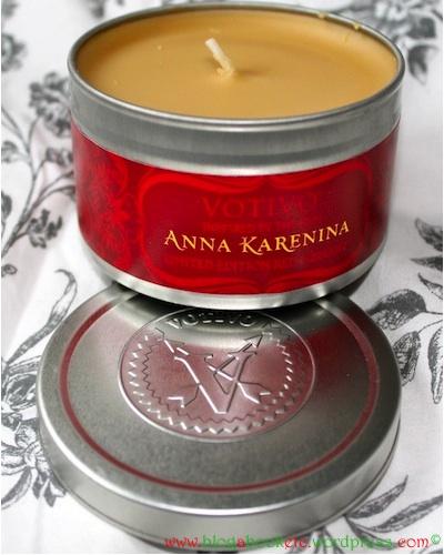 Votivo Anna Karenina LE1