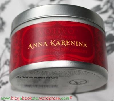 Votivo Anna Karenina LE2