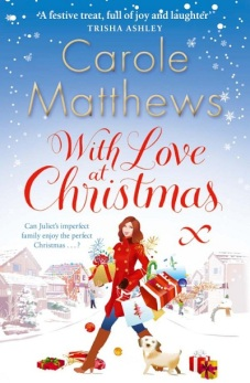with love at christmas carole matthews