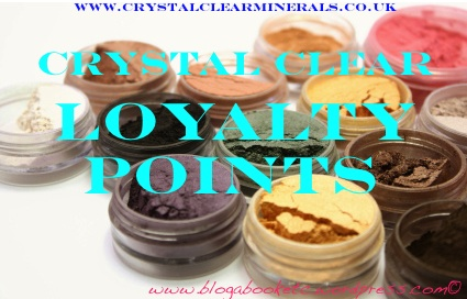 Crystal Clear Loyalty Points