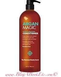 argan magic hair conditioner