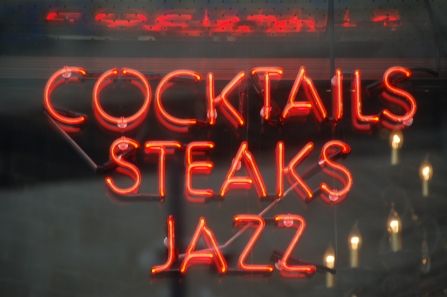 cocktails, steak and jazz archduke waterloo