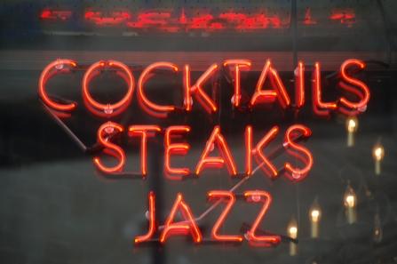 cocktails, steak and jazz archduke waterloo