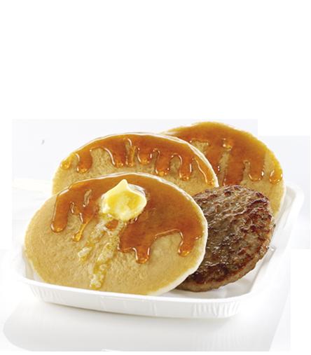 mcdonalds-Pancakes-Sausage-with-Syrup