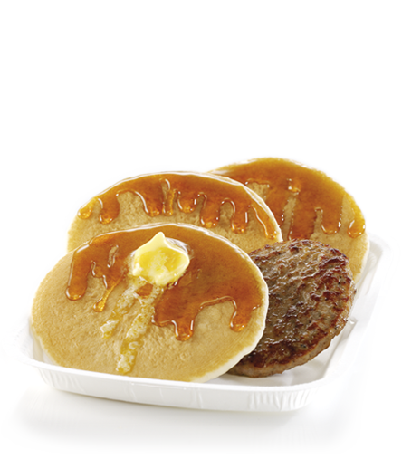 mcdonalds-Pancakes-Sausage-with-Syrup