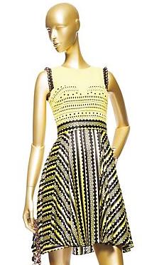 Versace Memphis Printed Dress £2190