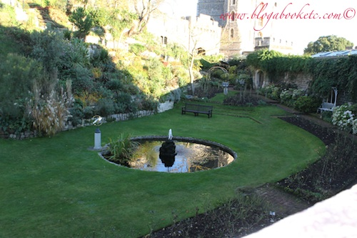 Windsor Castle Secret Garden