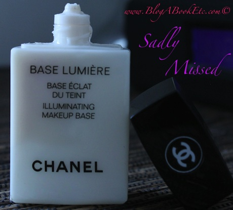 Chanel Illuminating Base Make Up