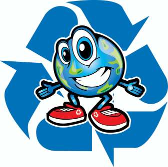 recycle smiley