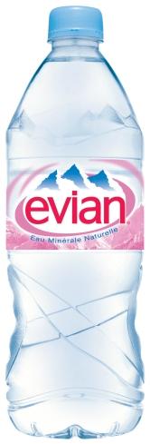Evian 1Litre