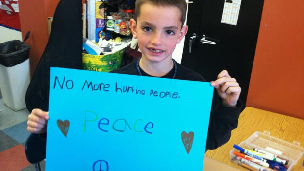 Martin Richard Victim of Bombing