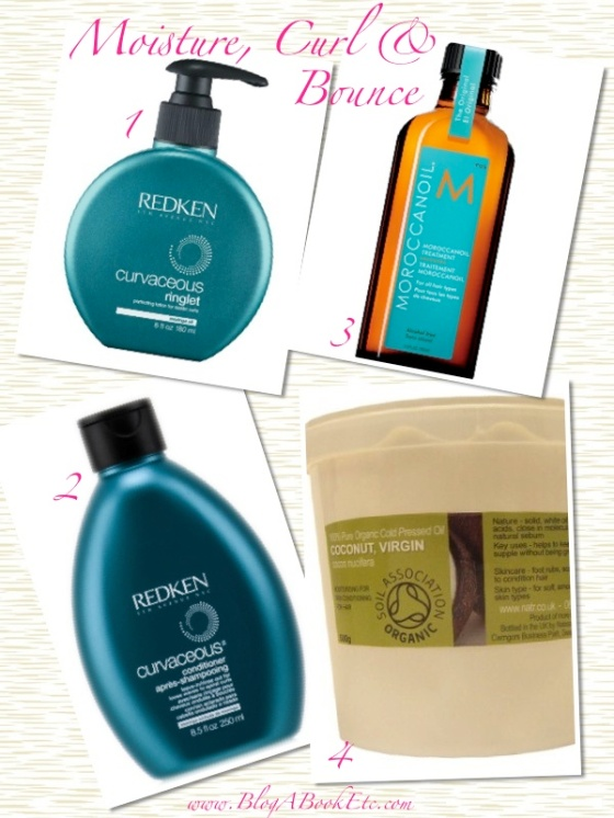 May Hair Care Wish List
