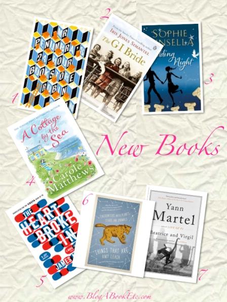New Books Monday 22:04:13