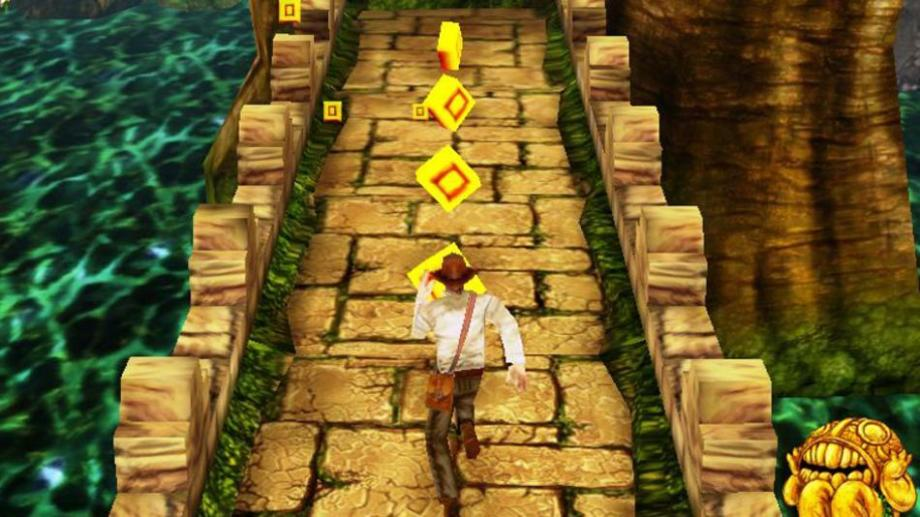 Temple Run shot 1