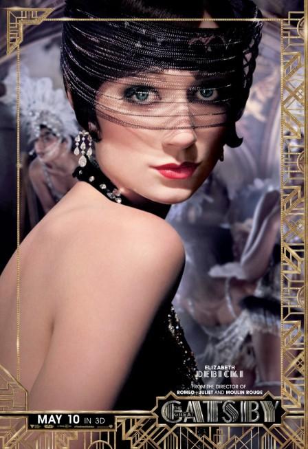 The-Great-Gatsby-Elizabeth-Debicki-poster