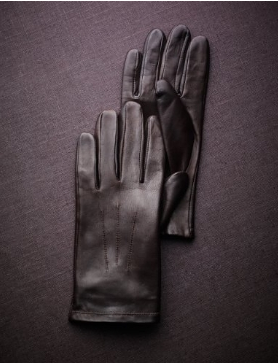 M&S Collection Leather Stictch Detail Gloves