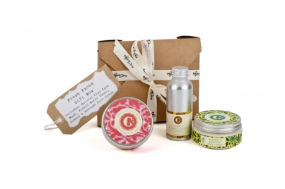 sweet cecilys fresh faced gift box £15.00