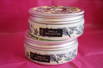 sweet cecily's vanilla body butter £15.00