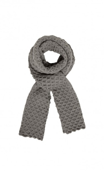 temperley honeycomb scarf